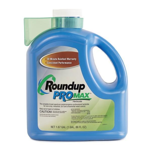 Roundup hose end sprayer