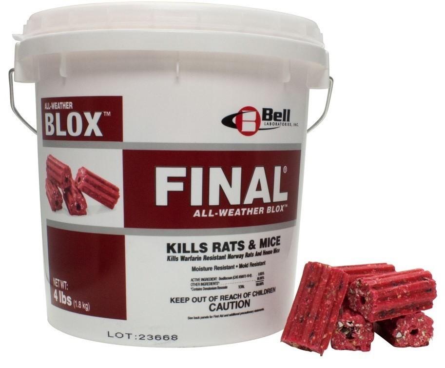 Final Blox Rodenticide