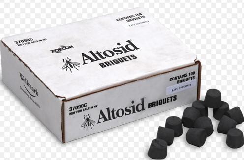 Altosid Briquets