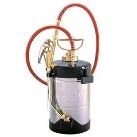 "1 Gallon Professional Sprayer- 9"" Wand"