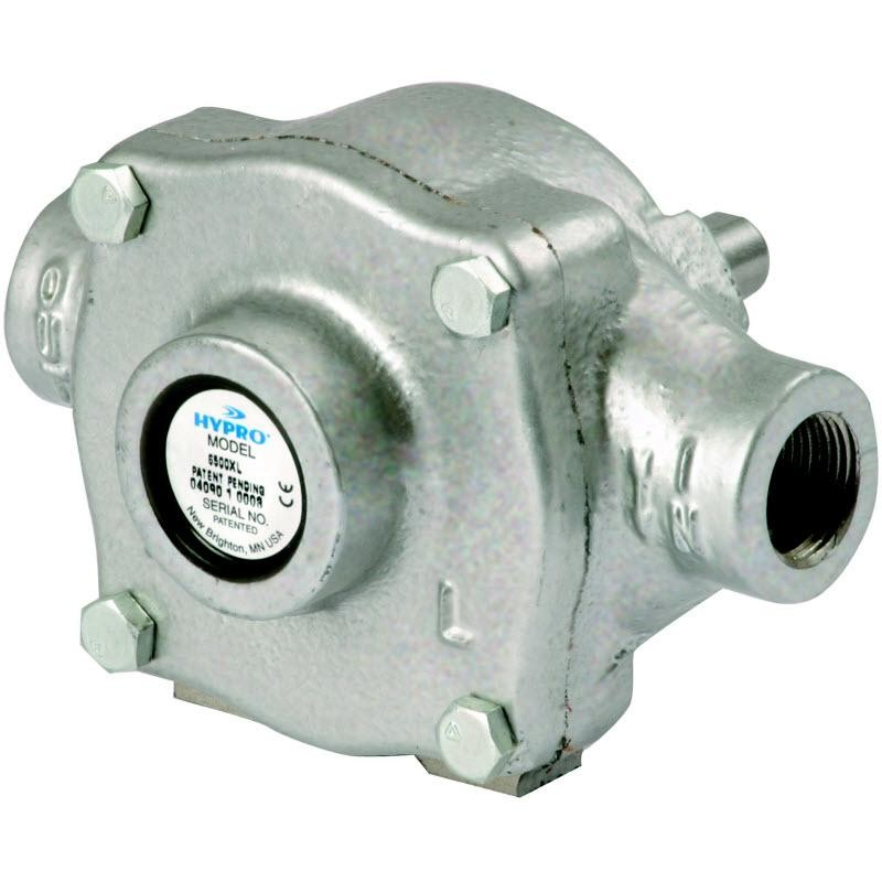 Hypro 6500XL-R Silver Series 6-Roller Pump