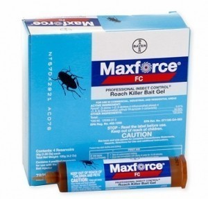 Maxforce FC Roach Gel Bait