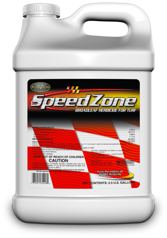 SpeedZone Broadleaf Herbicide